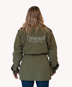 JR Onward Thru The Fog Army Jacket