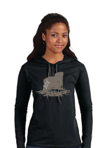 Women's Lightweight Signal Hill Star Hoodie