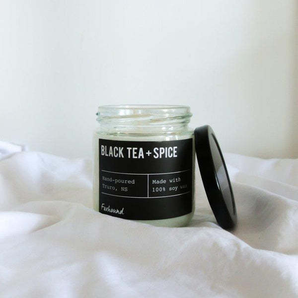 Black Tea & Spice Candle