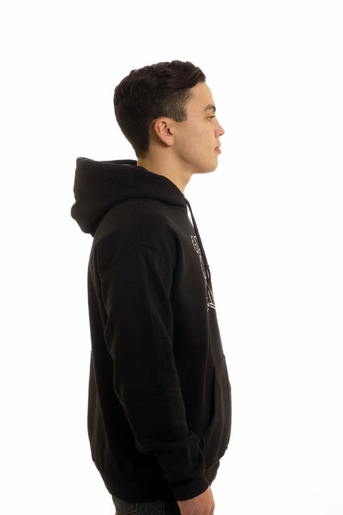 Men's Black Hoodie Best Kind | Newfoundland | Johnny Ruth