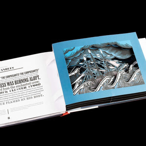 Moby Dick Pop-Up Book