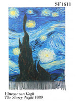Load image into Gallery viewer, Starry Night Scarf