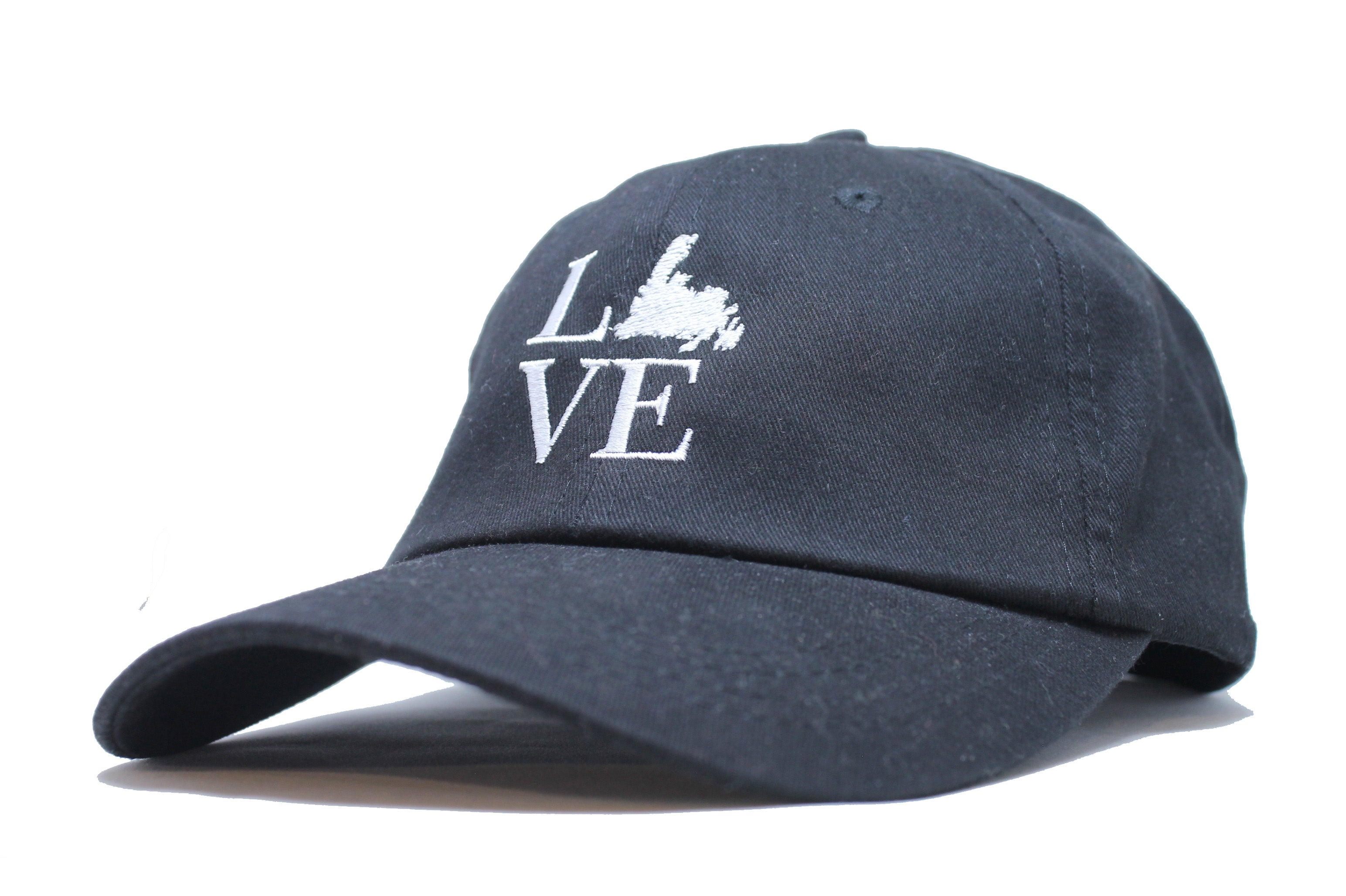 Love Newfoundland Baseball Hat
