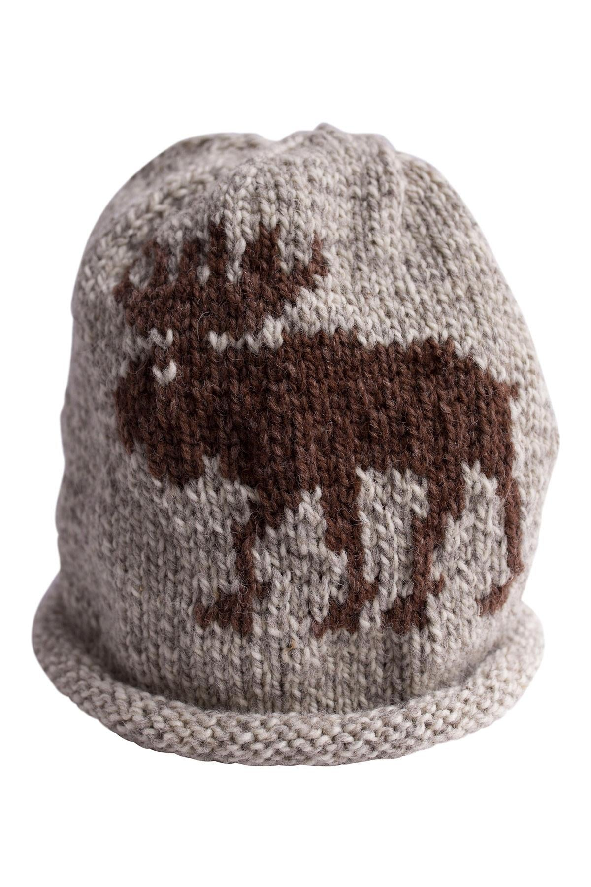 Ollie Doyle Moose Wool Hat | Newfoundland | Johnny Ruth