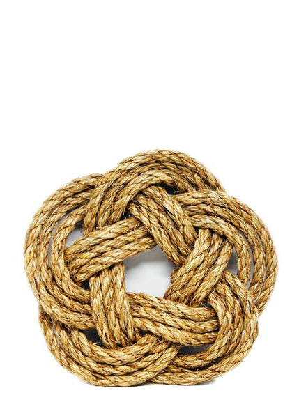 Rope Trivet | Newfoundland | Johnny Ruth