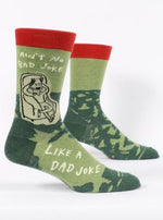 Load image into Gallery viewer, Dad Joke Socks