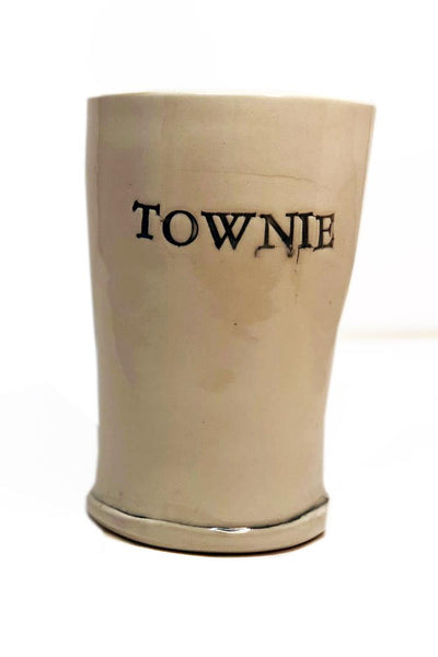 Townie Beer Glass