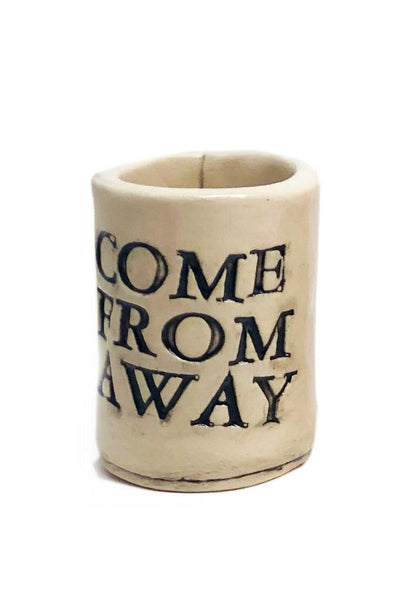 Come From Away Shot Glass
