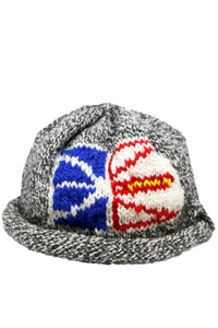 Province of Newfoundland Flag Wool Hat | Newfoundland | Johnny Ruth