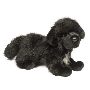 Newfoundland Dog Plush Toy