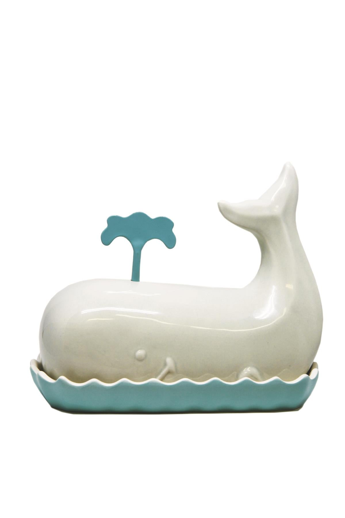 Whale Shaped Butter Dish | Newfoundland | Johnny Ruth