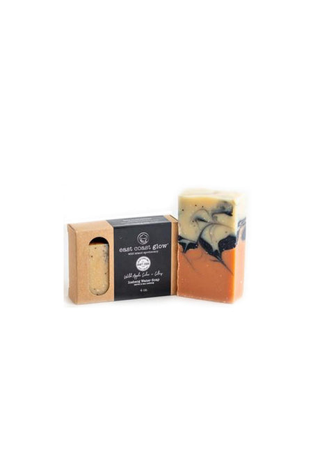 Wild Calendula and Orange Iceberg Water Soap
