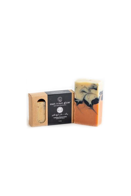 Wild Apple Cider + Citrus Iceberg Water Soap