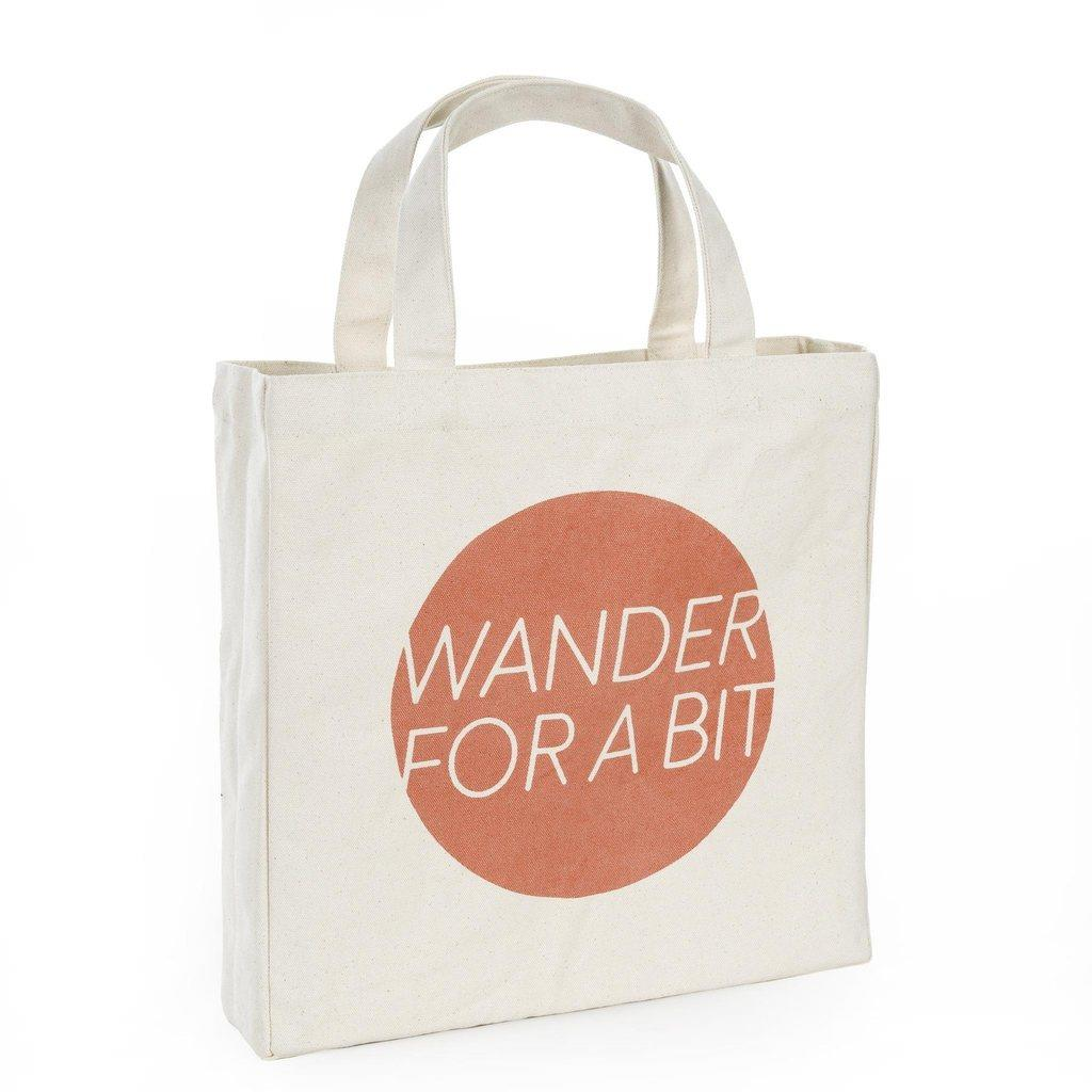 Wander For A Bit Tote