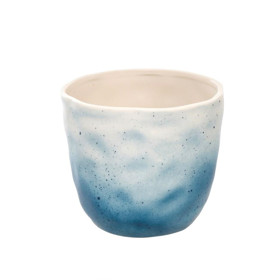 Make Waves Votive Candle Holder, Small