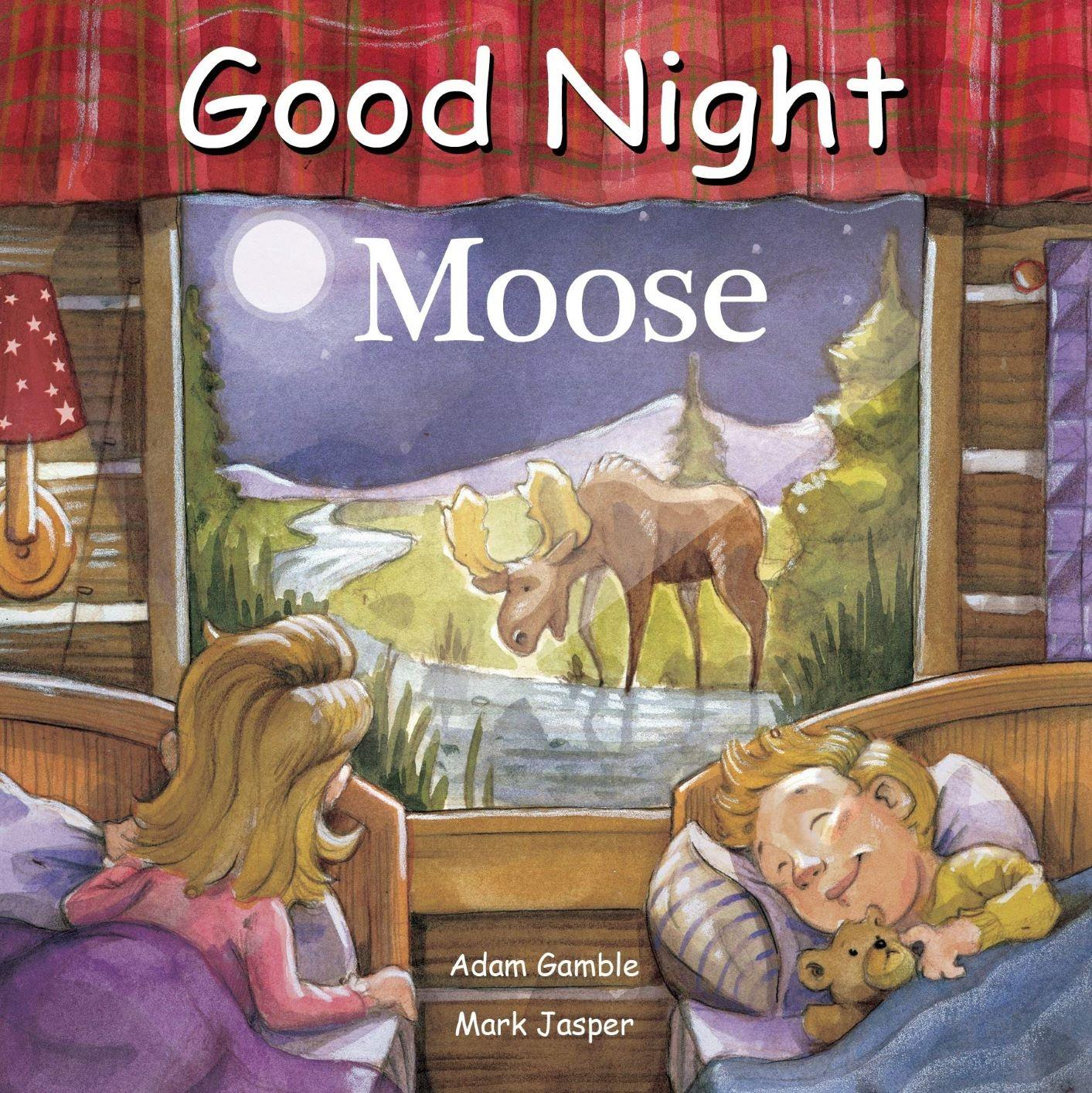 Goodnight Moose Book