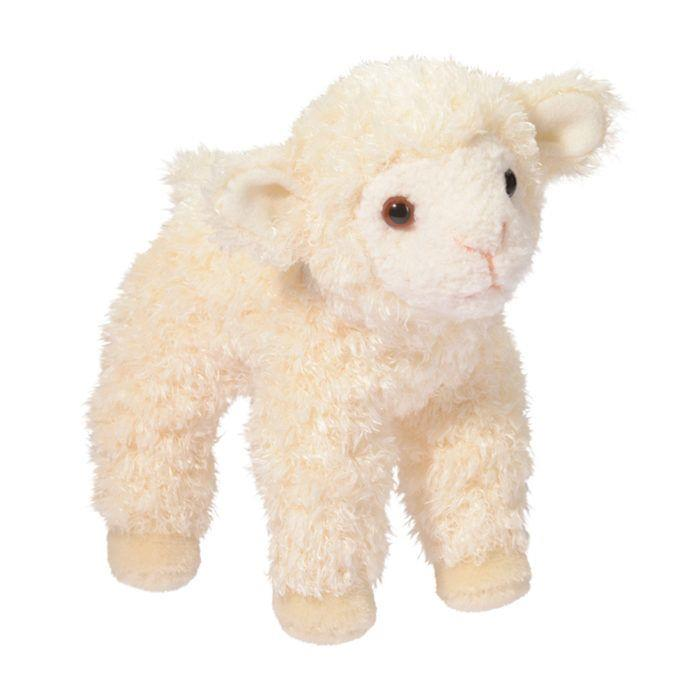 Baby Lamb Plush Toy