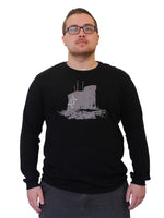 Load image into Gallery viewer, Signal Hill Star Men's Long Sleeve T-Shirt