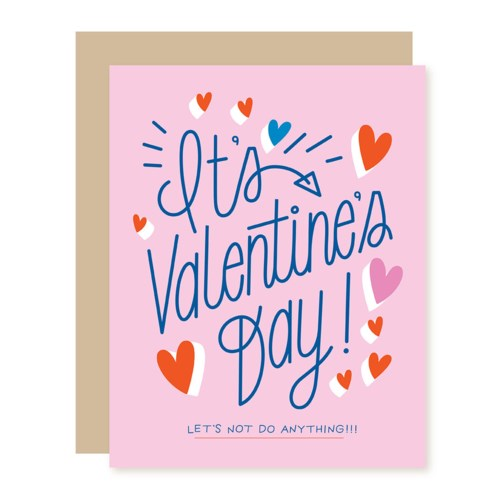 Val Day Card