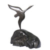 Goose in Flight - 30cm high X 24cm wide