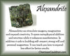 Alexandrite Crystal Essence