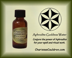 Aphrodite Goddess Water