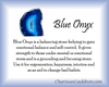 Blue Onyx Crystal Essence