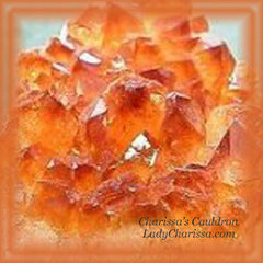 Citrine Crystal Remedy