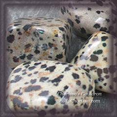 Dalmatian Stone Crystal Remedy