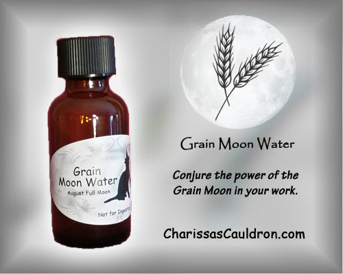 Charissa's Cauldron Grain Moon Water
