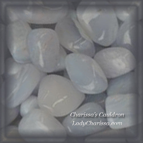 Gray Chalcedony Crystal Essence