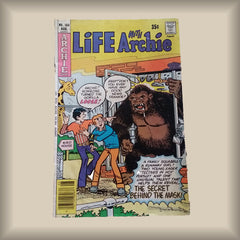 Comic Life With Archie No. 184 Aug. 1977 06963