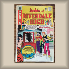 Archie at Riverdale High No. 38 August - Comic
