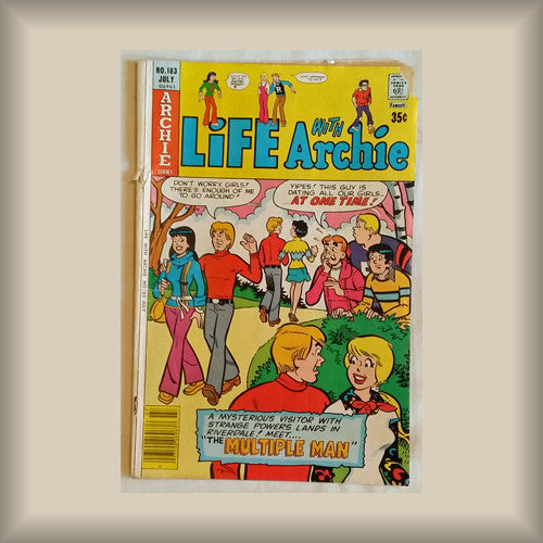 Life With Archie No. 183 July