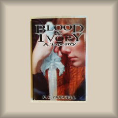 Blood & Ivory:  A Tapestry by P.C. Hodgell - Hardcover - NEW