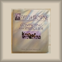 Contacting Your Spirit Guide by Sylvia Browne HC