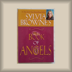 Book of Angels by Sylvia Browne PB