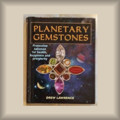 Planetary Gemstones:  Protective talisman for health, happiness and prosperity HC mini