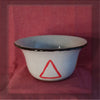Earth Air Fire Water Spirit Offering Bowl Handpainted