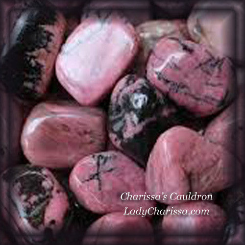 Rhodonite Crystal Essence