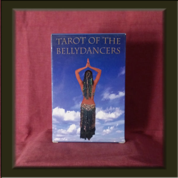 Tarot of the Bellydancers - NEW HTF RARE