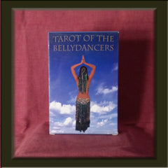 Tarot of the Bellydancers New Extra Large Deck Out of Print HTF