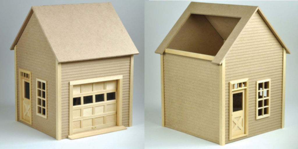 Dollhouses, Room Boxes