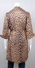 Cheetah Print Lightweight Jacket by Three Sisters