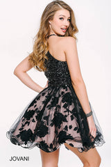 Jovani Fit and Flare Homecoming Dress (Style #42215)