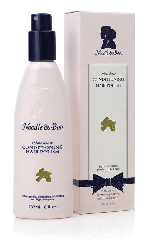 Noodle & Boo Conditioning Hair Polish for Baby
