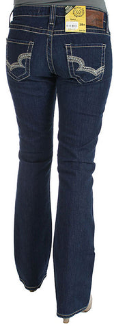 Big Star Remy Low Rise Boot Cut Jeans