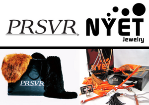 NYET TRUNKSHOW MAY 5, 2016 AT PRSVR!