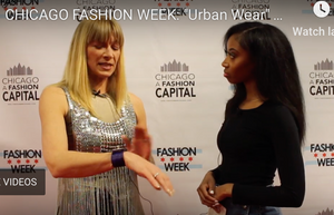 Watch NYET Jewelry on the runway during Chicago Fashion Week!