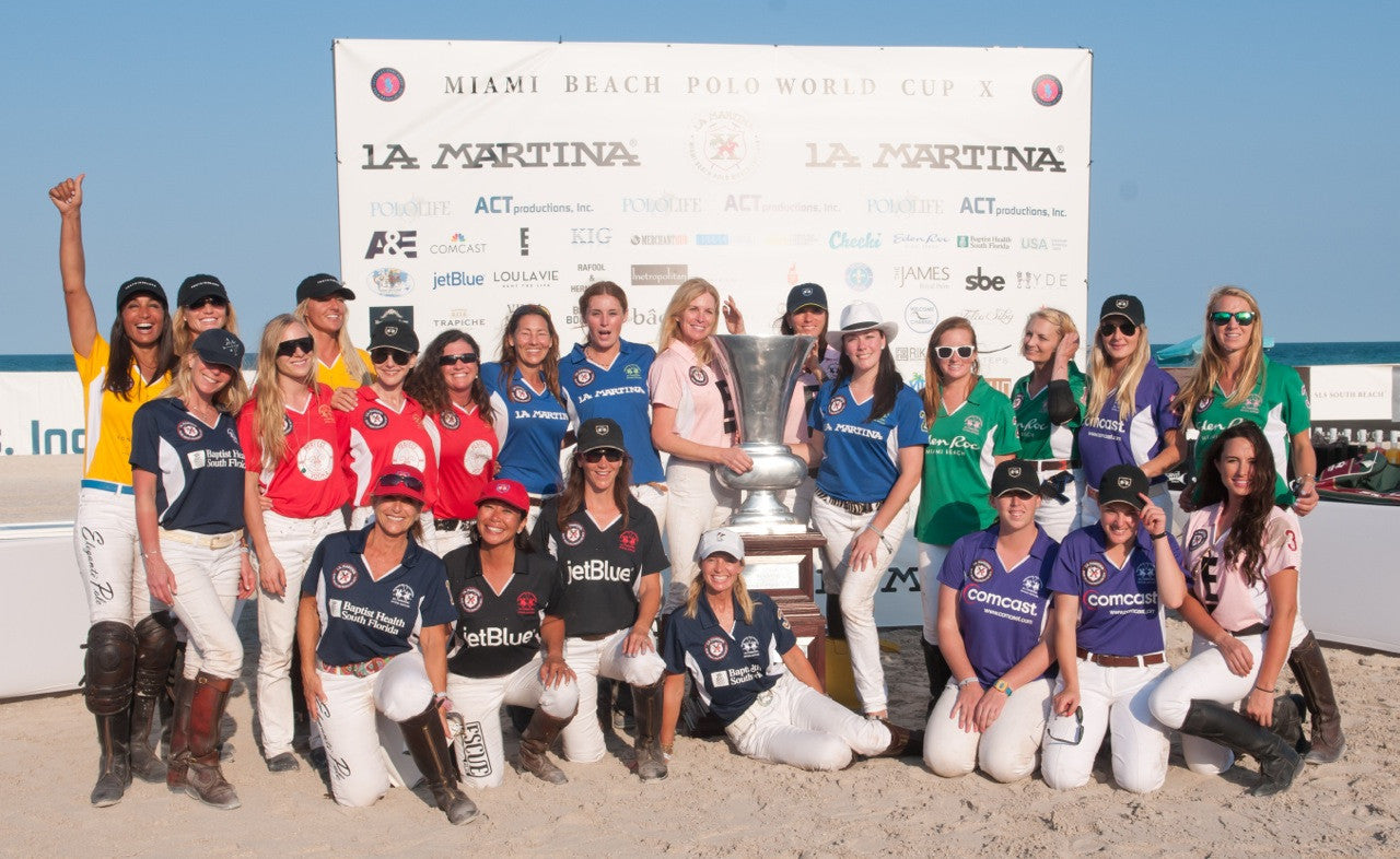 2014 Beach Polo World Cup X